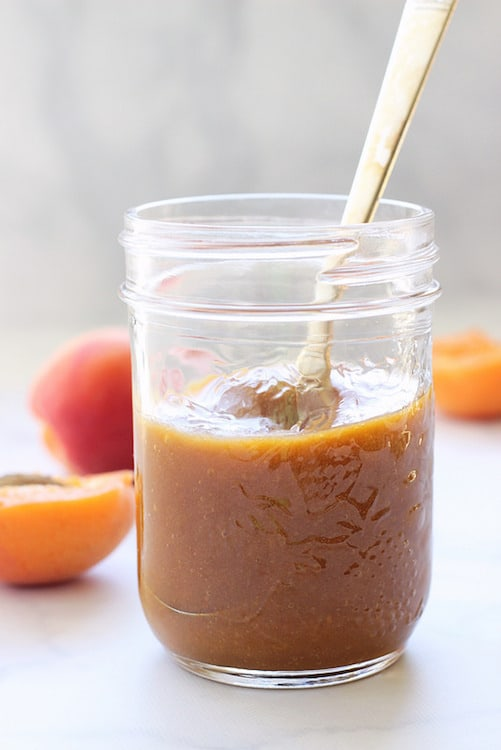 Apricot, Maple Tamari Grilling Glaze| Craving Something Healthy