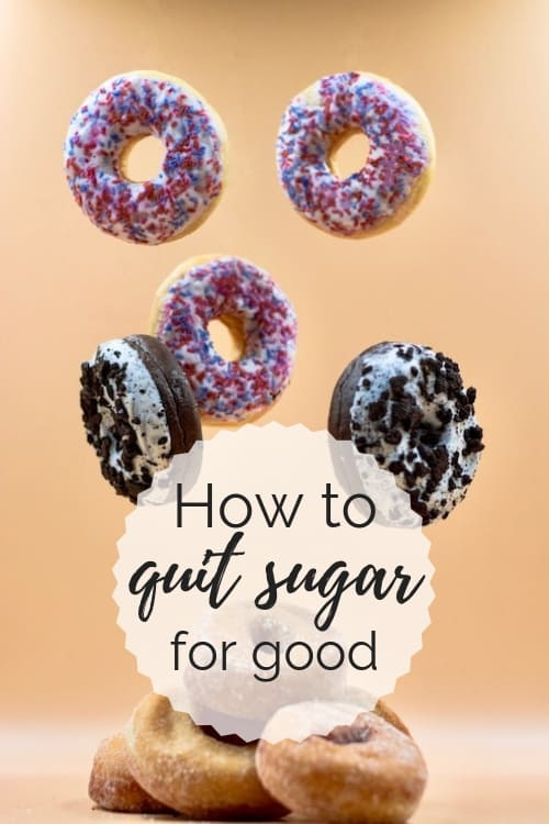A Step-By-Step Plan to Quit Your Sugar Craving | Craving Something Healthy