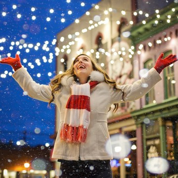 which country celebrates christmas first and which country celebrates it last