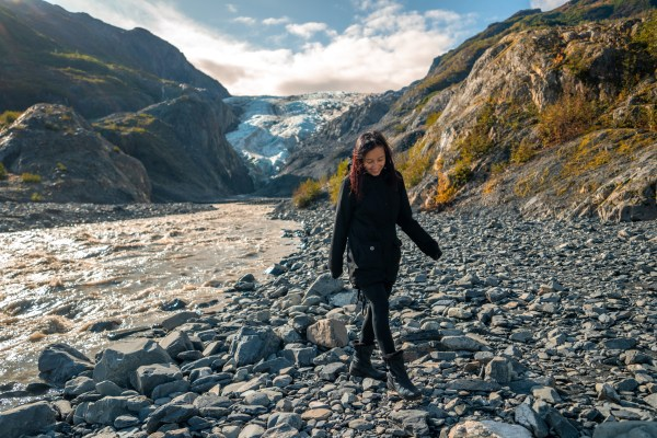 Up Close and Personal with a Glacier! | Two Hikes, Alaska
