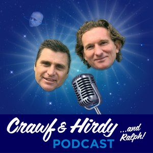Crawf & Hirdy Xmas Special & James Catch Up