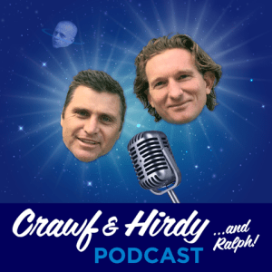 Crawf & Hirdy, We Talk Football