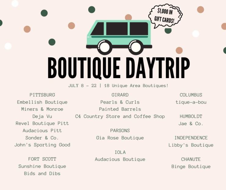 SEK Boutique Daytrip