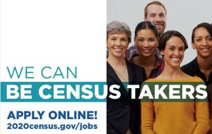 2020 Census Takers Apply Online