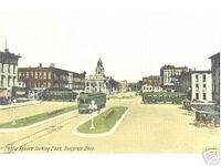 Washington Square in 1912