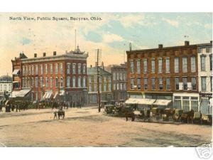 Washington Square in 1915