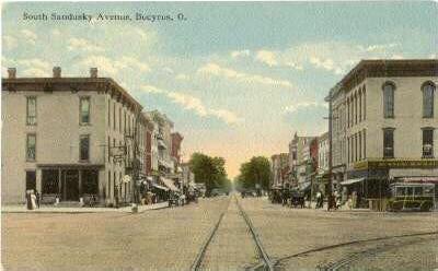 Washington Square in 1916
