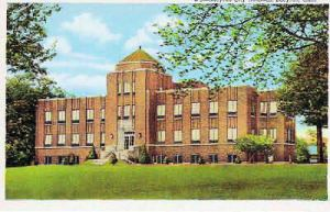 1949 view of Bucyrus City Hospital after remodeling of Monnette Hospital