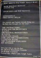 Leigh Festival Poster - Kevin Cummings scan