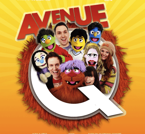 Avenue Q is Back!
