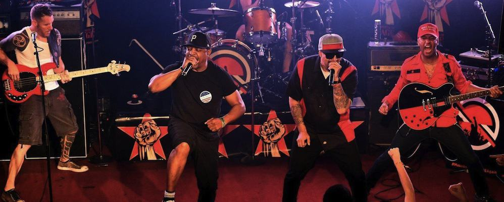 Prophets of Rage North American Tour and Ticket Pre-Sale