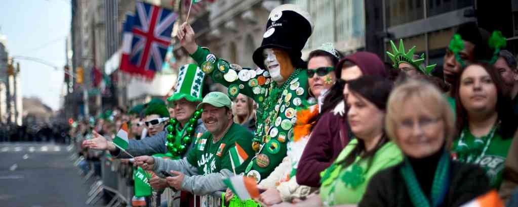 San Francisco St. Patrick's Day Parade and Festival