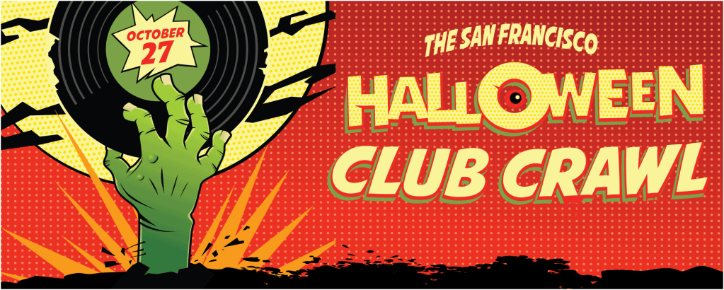 San Francisco Halloween Club Crawl