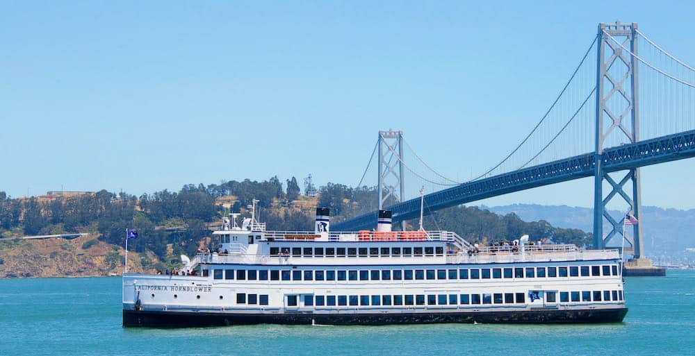 Hornblower Fourth of July Cruise