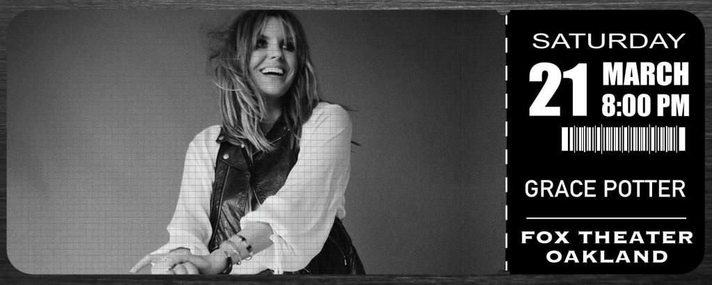 Grace Potter Live at Fox Theater
