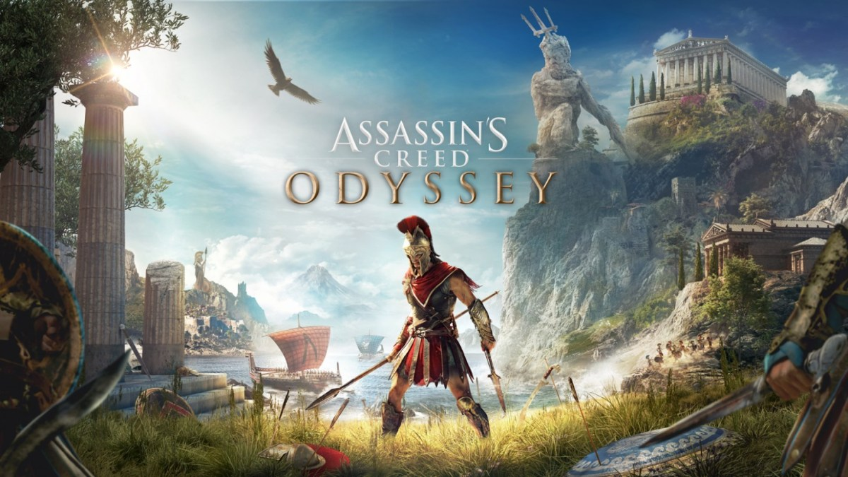 Assassin's Creed Odyssey Download for Free - Full PC Version
