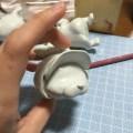 父へのプレゼント大作戦3-ネコのキャディさん。