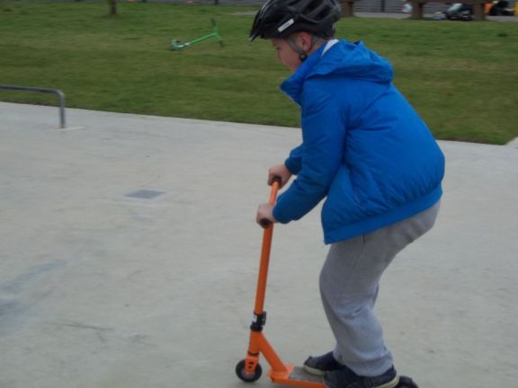 Year 6 Cyclopark - 1