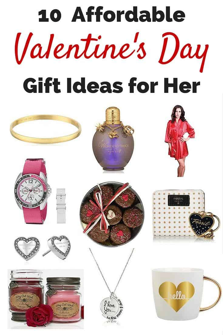 10 Affordable Valentines Day Gift Ideas For Her