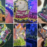 candygore marker badges