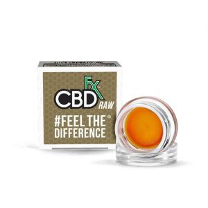 A pack of CBD Dab Wax from CBDfx