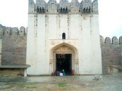 Bala hissar gate