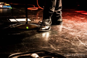 Konzertbilder von Gerard Way im Kölner Gloria