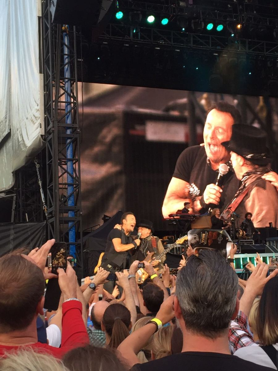 Bruce Springsteen & The E Street Band – Live in München (17.06.2016)
