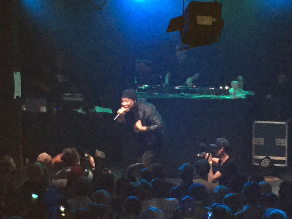 KRS-One – Live in Düsseldorf (18.03.17)