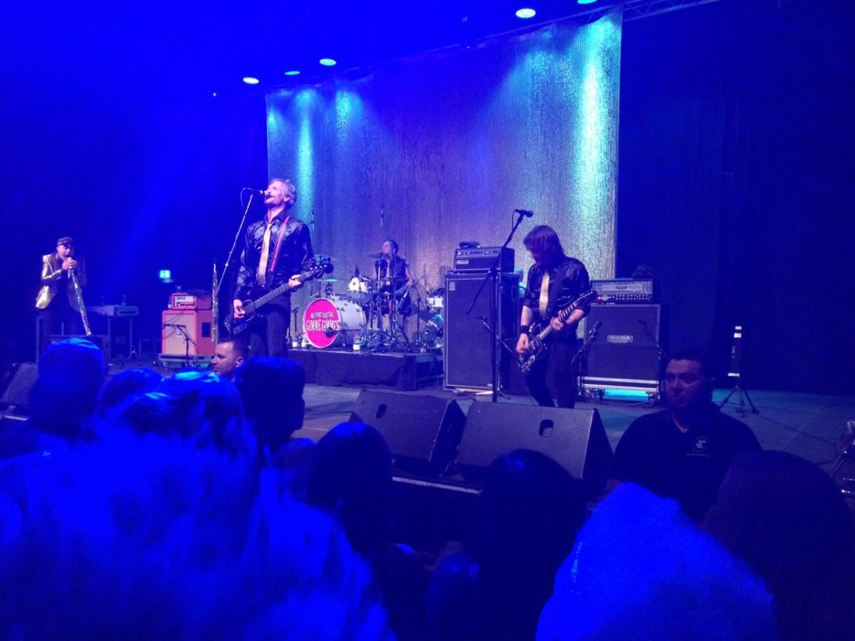 Me First And The Gimme Gimmes – Live in Dortmund (21.06.2017)