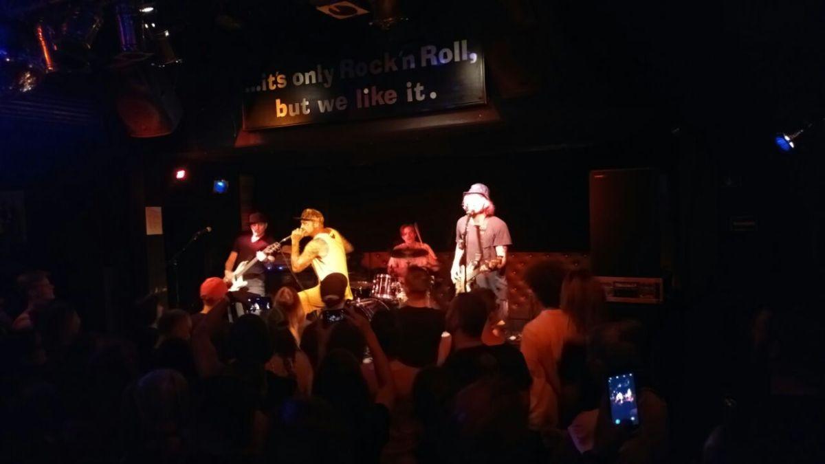 Crazy Town – Live in Düsseldorf (19.07.2017)