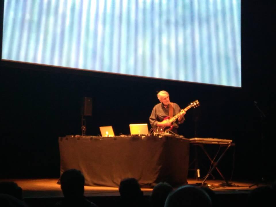 Manuel Göttsching – Live in Düsseldorf (16.11.2017)