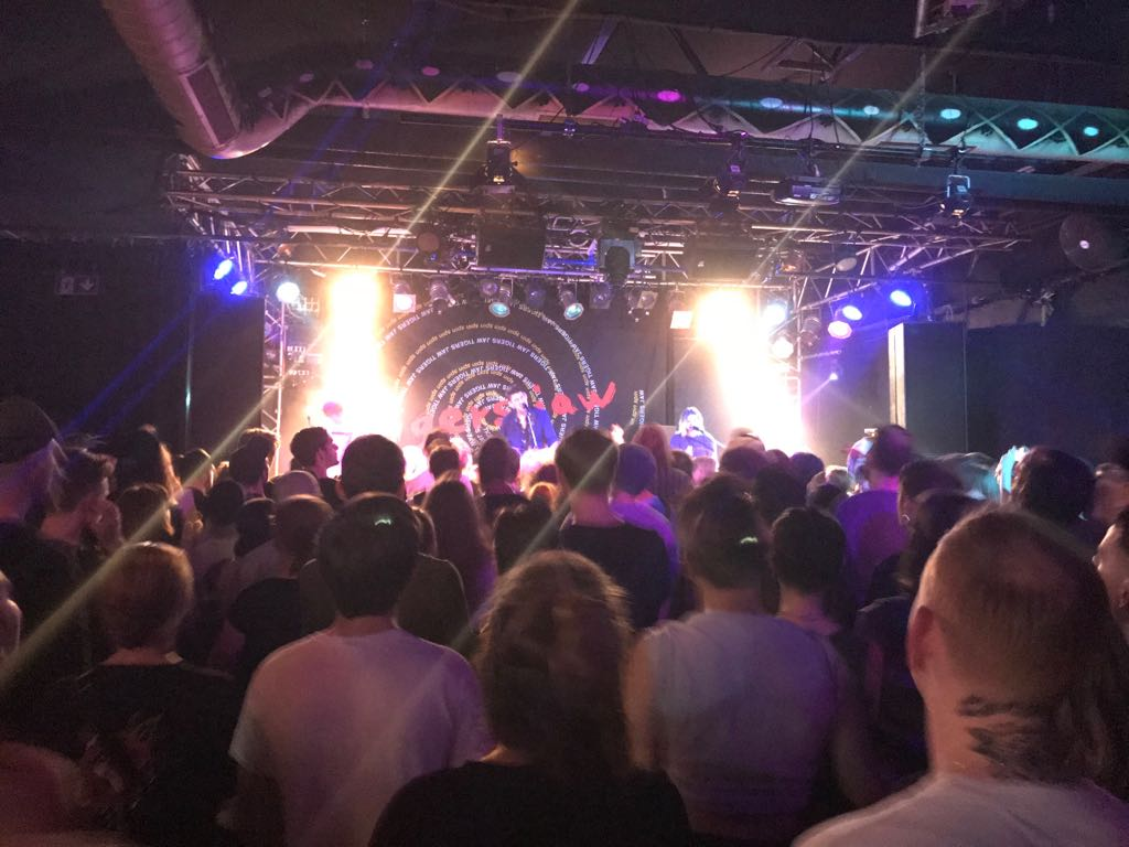 Tigers Jaw & Slaughter Beach, Dog – Live in Köln (22.04.2018)