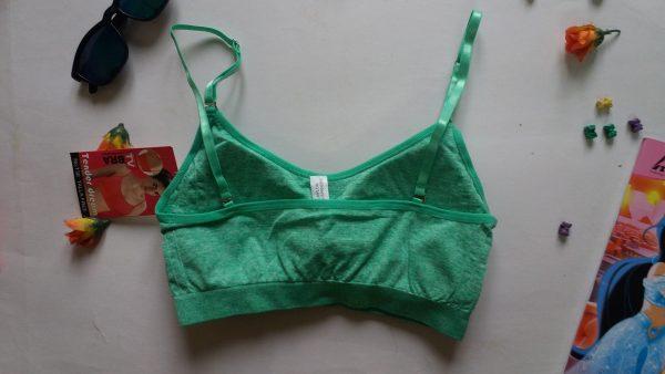 %green bra