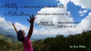 Coaching - Ability, Motivation, Attitude