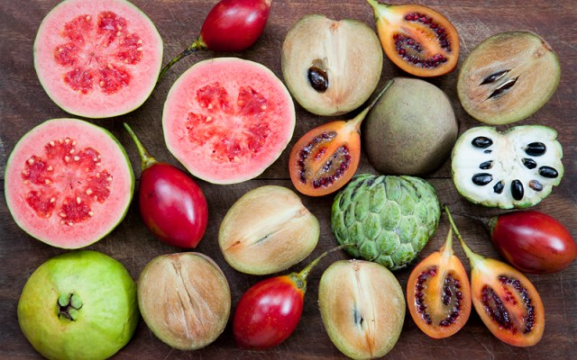 Balinese (Asian) fruit Guide