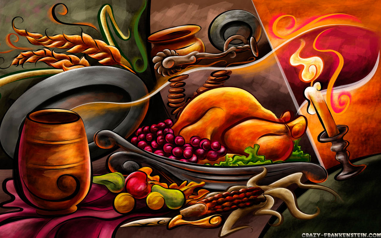 Wallpaper: Thanksgiving day wallpaper 3. Resolution: 1280x800. Size: 292 KB