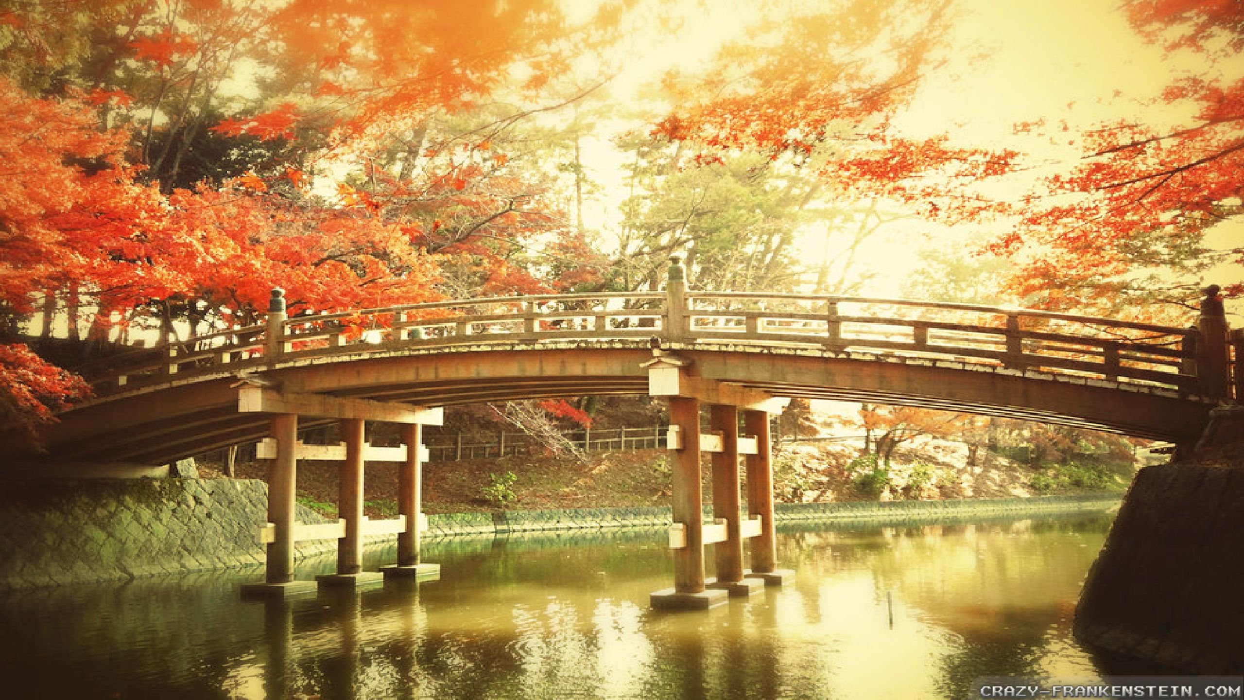 Autumn In Japan wallpapers - Seasonal - Crazy Frankenstein