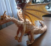Бумажный дракончик своими руками