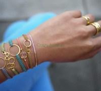 Как изготовить браслет своими руками