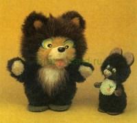 Медвежонок своими руками (выкройка)