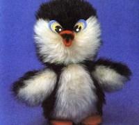 Пингвинчик своими руками