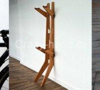 Элегантные полки для хранения велосипедов от дизайн-студии Quarterre