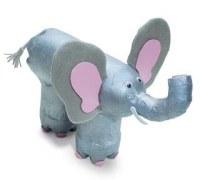 Делаем слона из бутылки своими руками