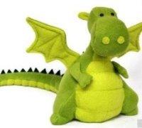 Выкройки дракона