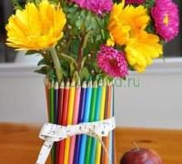 Идея подарка учительнице к 1 сентября