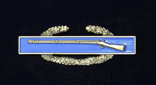 US Army Combat Infantry Badge