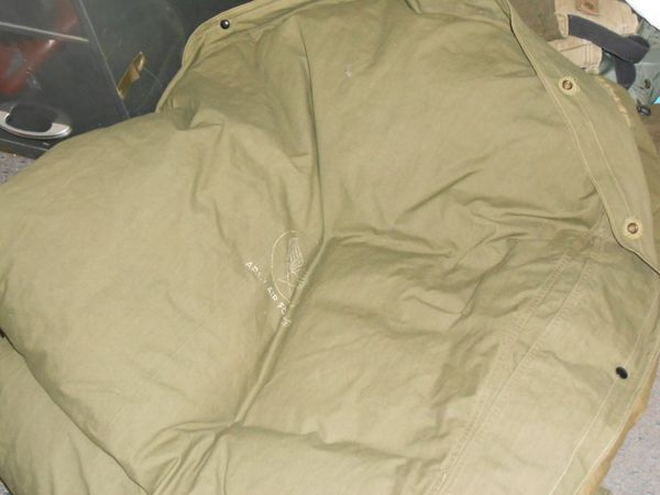 Army Air Force WWII Extreme cold weather sleeping Bag