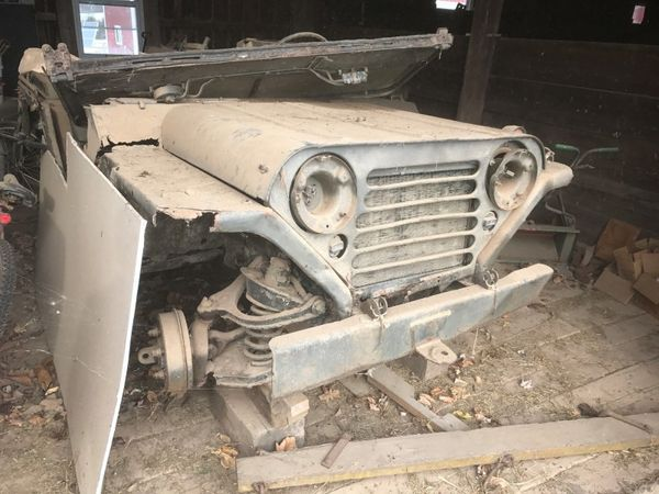 Sold 1960 M151 for Parts Sold