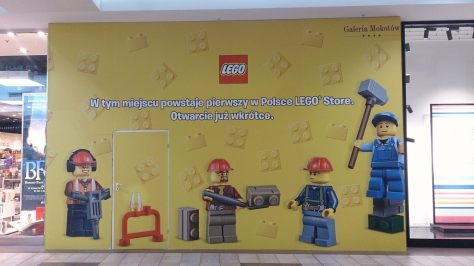 Certified LEGO Store in POLAND